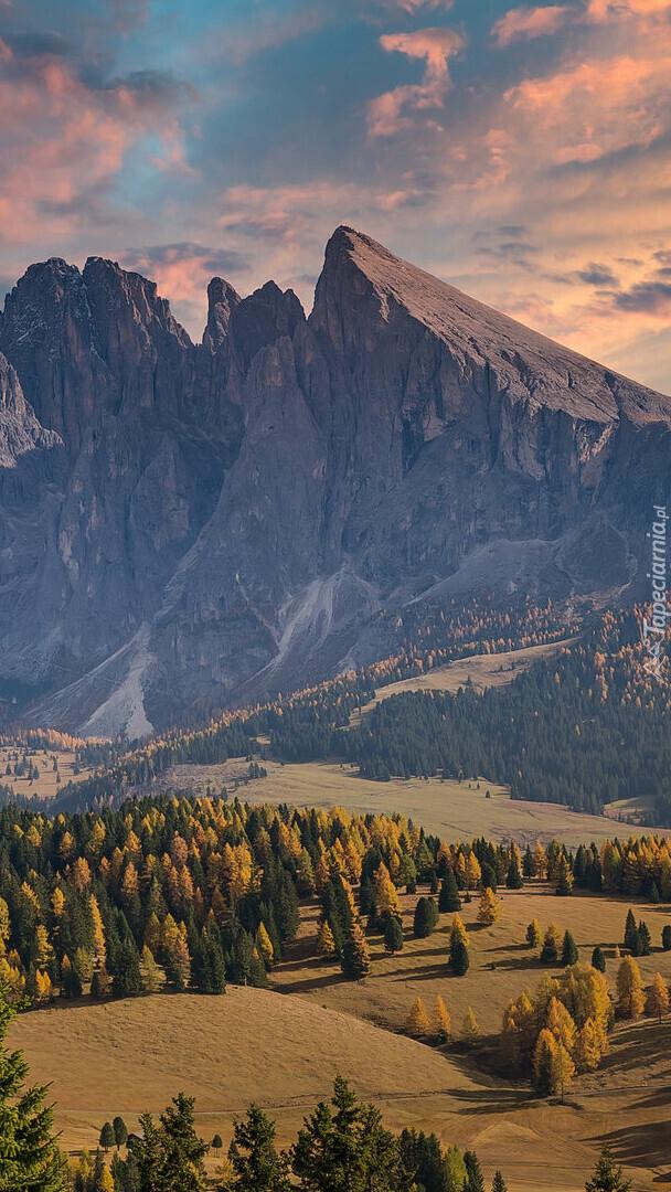 Góry Sassolungo