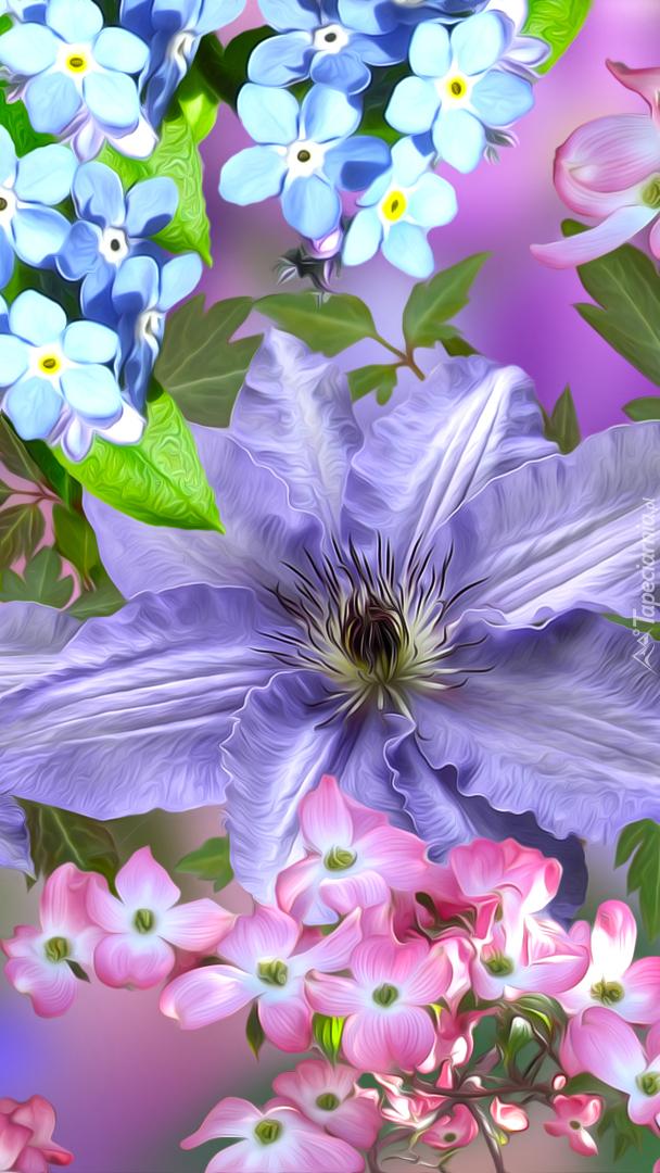 Graficzne kwiatki