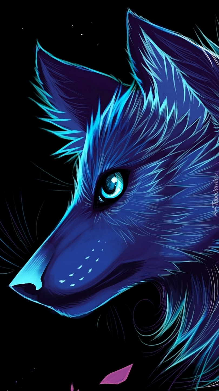 Graficzny wilk