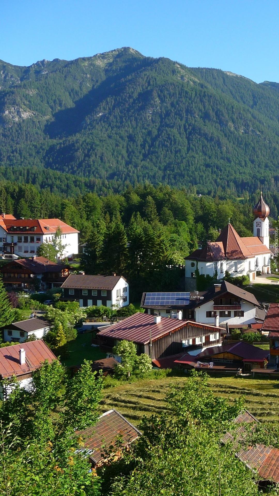 Grainau w Bawarii