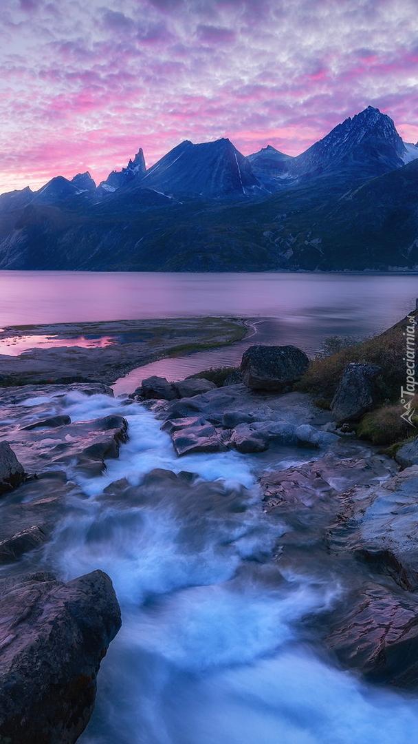 Grenlandzki fiord