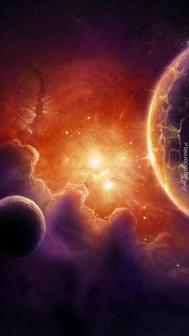 Gwiazdy i planety