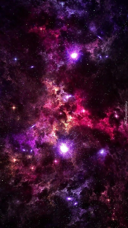Gwiazdy w kosmosie