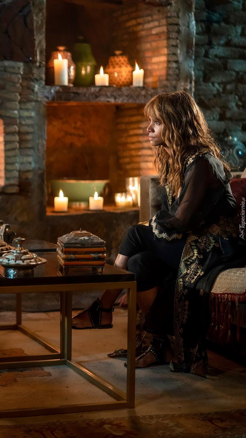Halle Berry w filmie John Wick 3