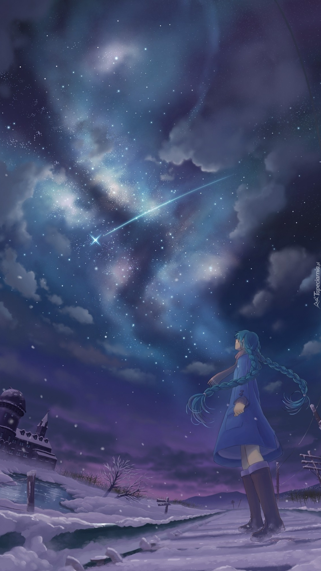 Bajo la lluvia - Página 15 Tapeta-na-telefon-hatsune-miku-po-gwiezdzistym-niebem
