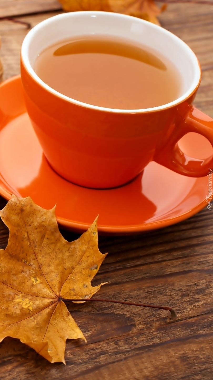 Herbatka na jesienne chłody