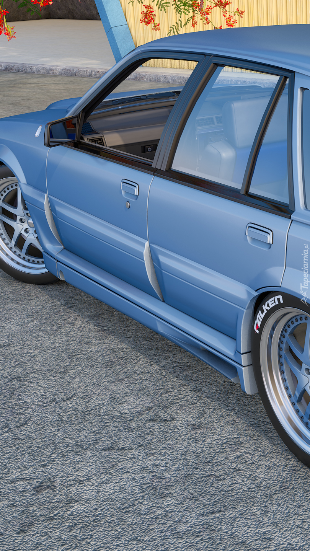 Holden Commodore VL