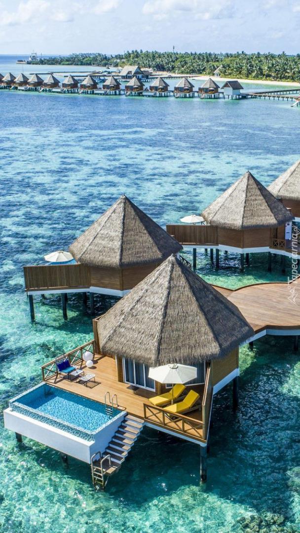 Hotel Mercure Maldives Kooddoo Resort na Malediwach