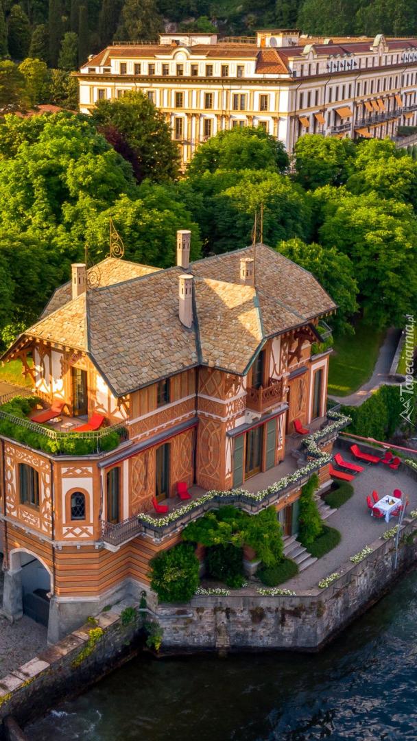 Hotel Villa Cima nad jeziorem Como