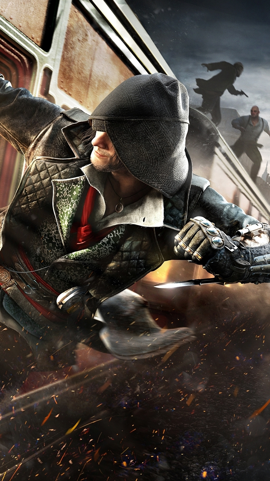 Jacob Frye z gry Assassins Creed Syndicate
