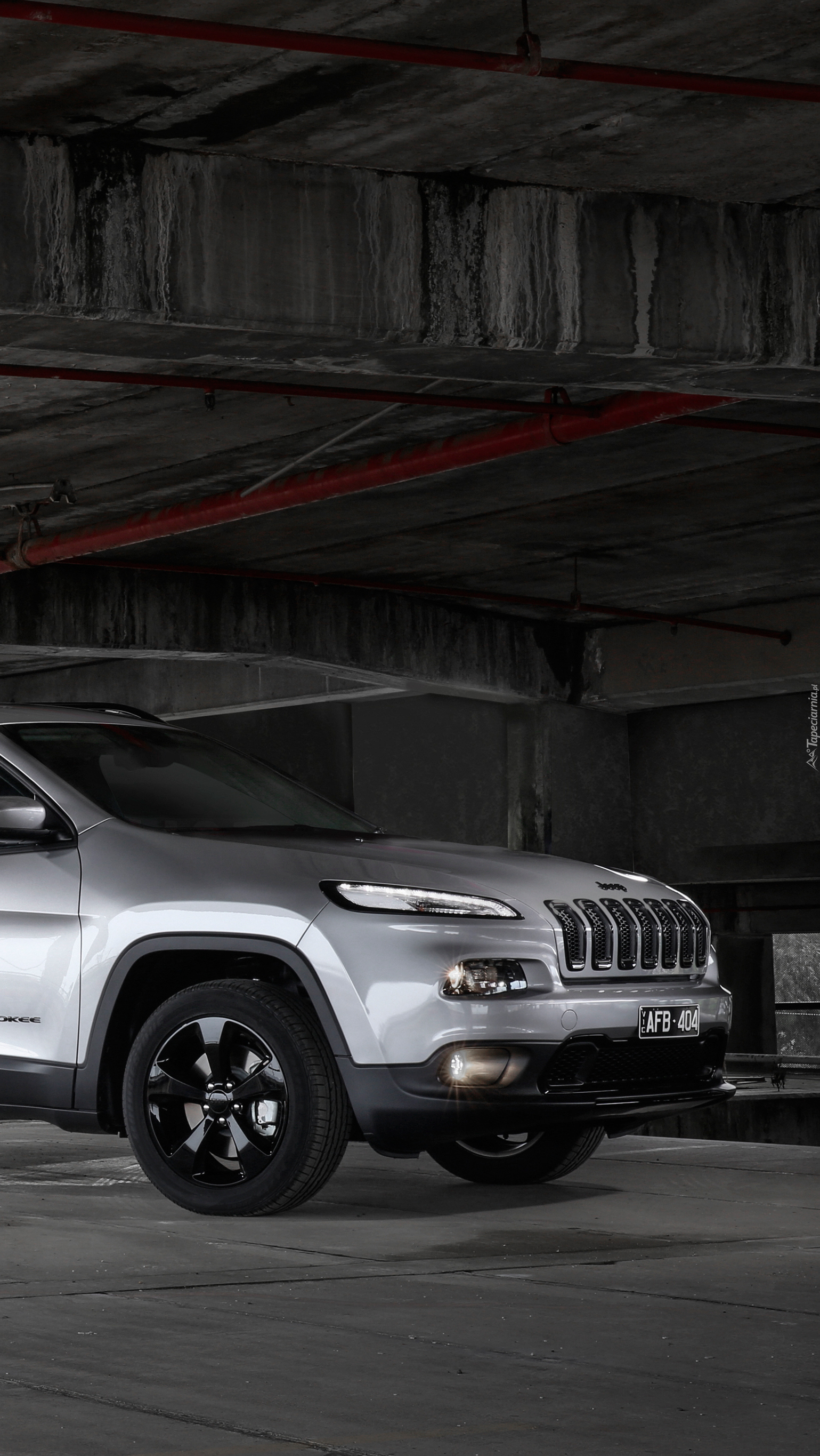 Jeep Cherokee Blackhawk