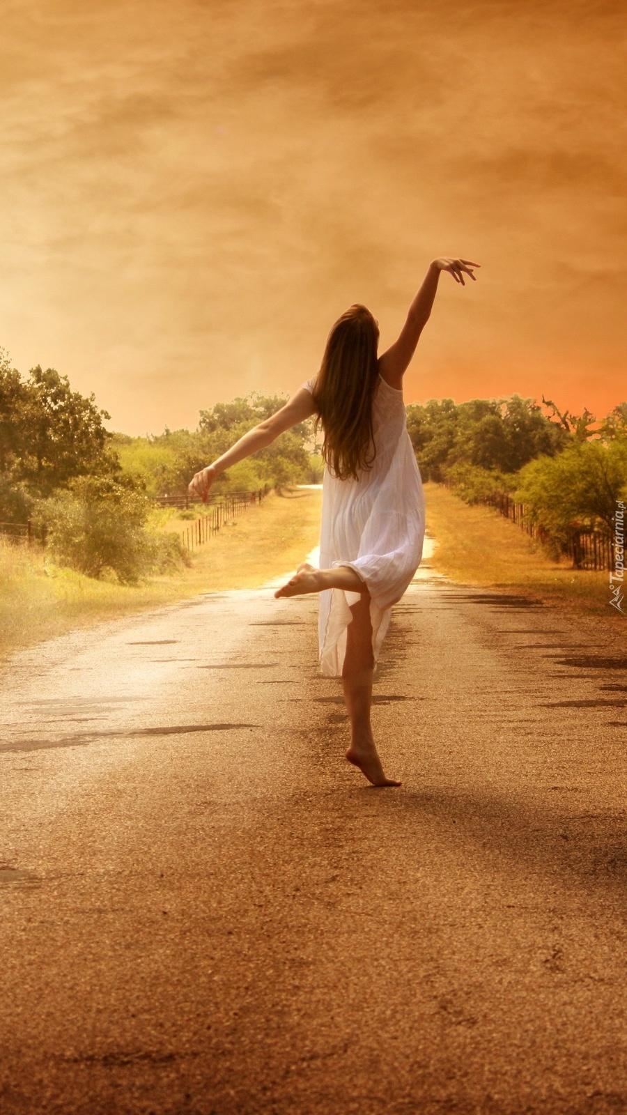 Jestem wolna czuję się jak motyl