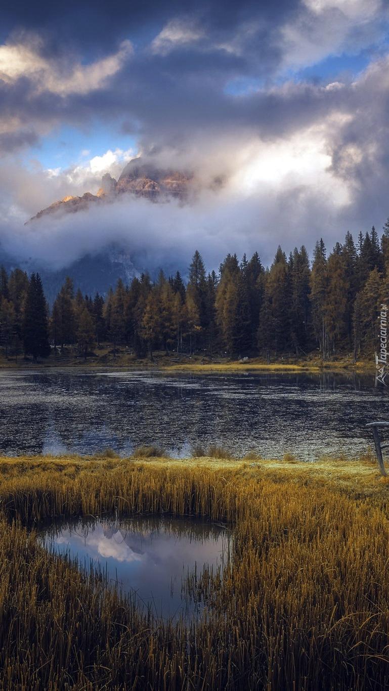 Jezioro Antorno Lake