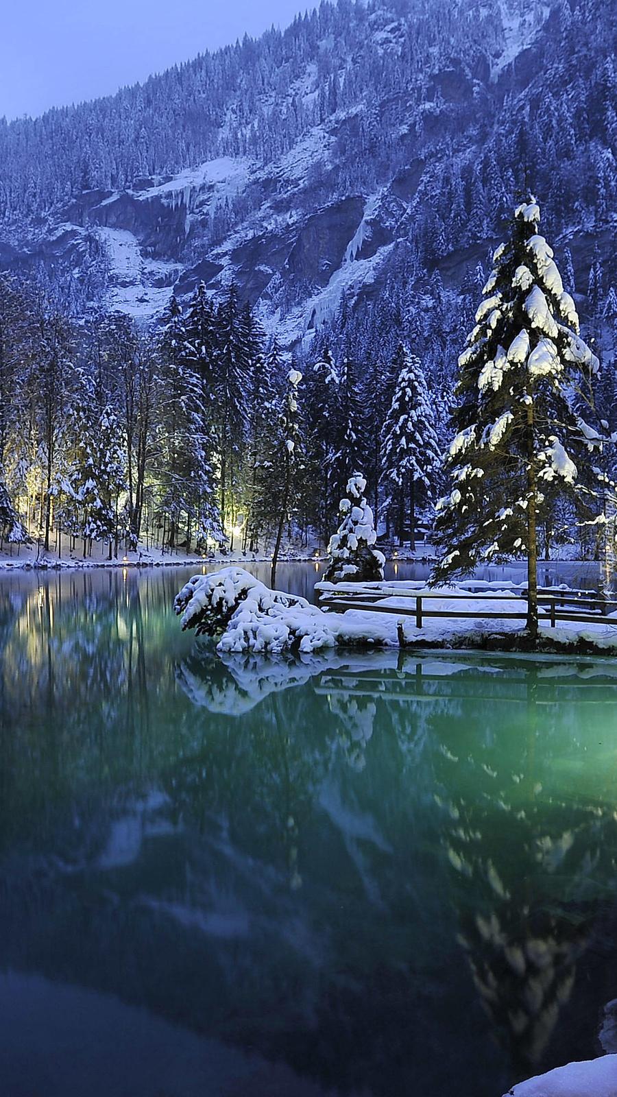 Jezioro Blausee