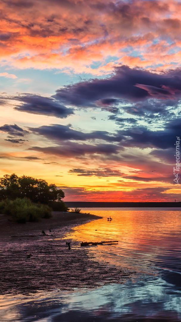 Jezioro Chatfield Lake