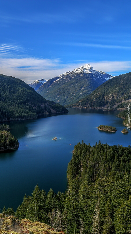 Jezioro Diablo Lake