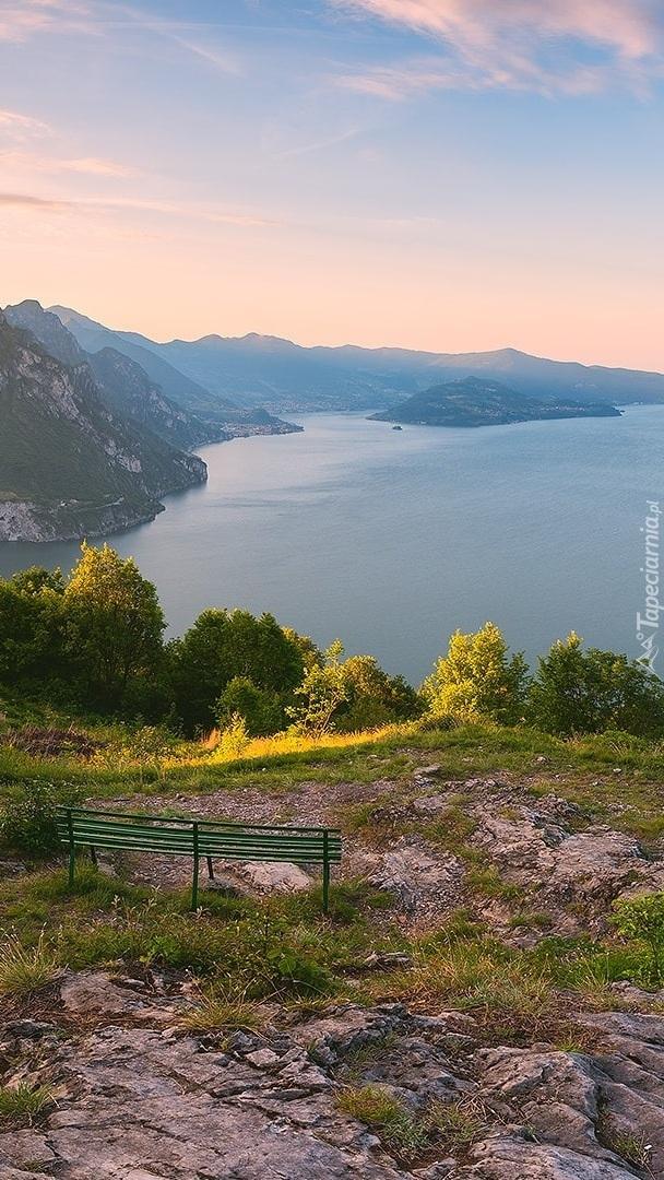 Jezioro Iseo Lake
