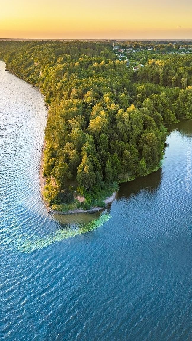 Jezioro Kaunas Reservoir