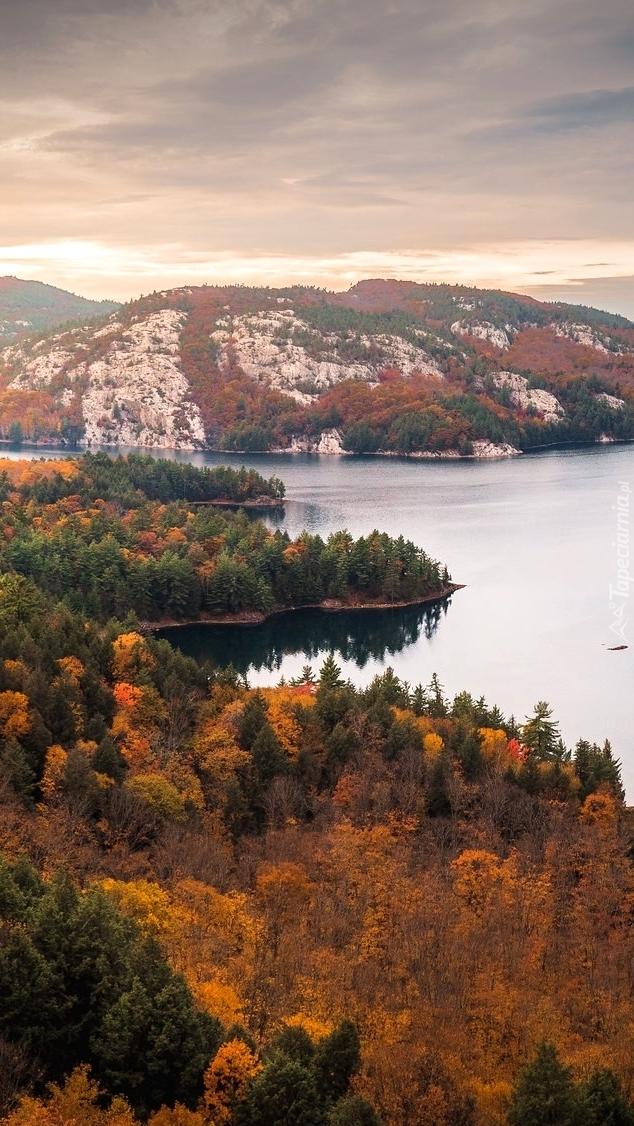 Jezioro Killarney w Kanadzie