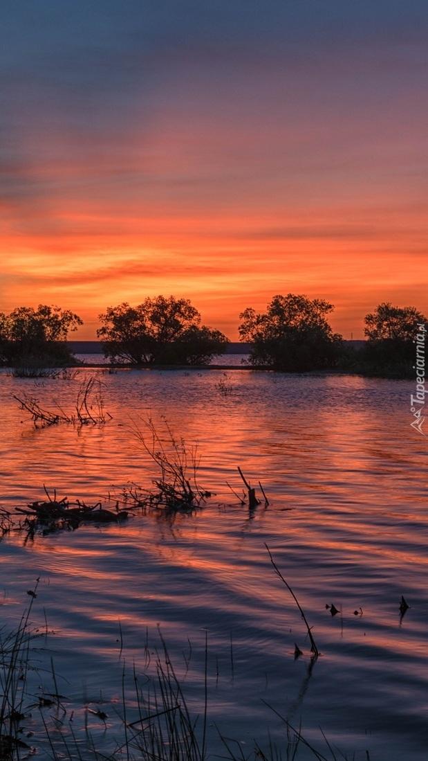 Jezioro Lake Chatfield