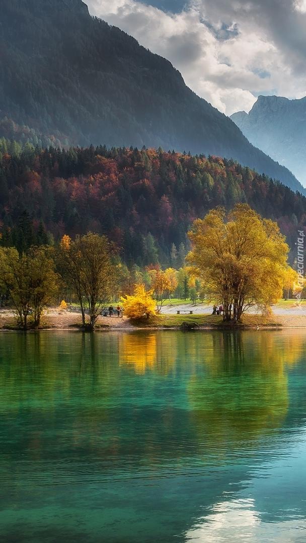 Jezioro Lake Jasna
