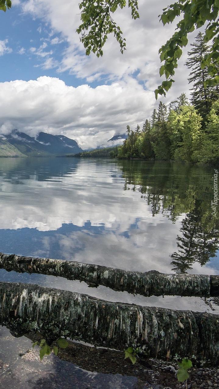 Jezioro Lake McDonald