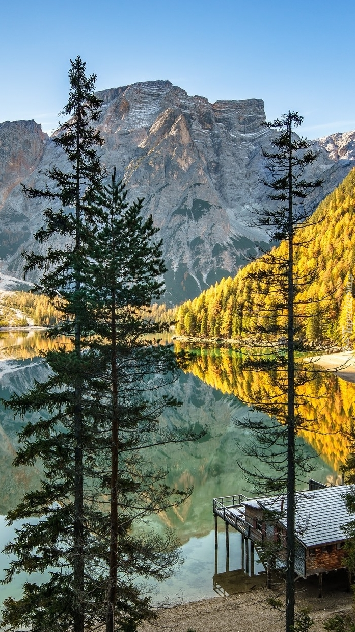 Jezioro Pragser Wildsee