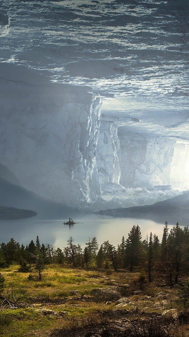 Jezioro w jaskini