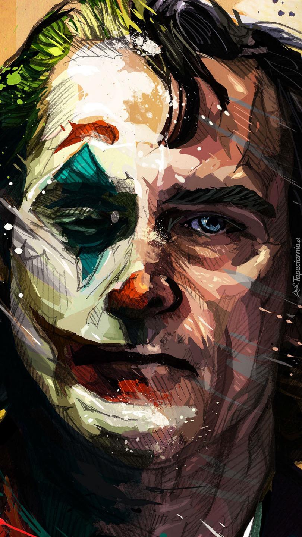 Joaquin Phoenix w grafice