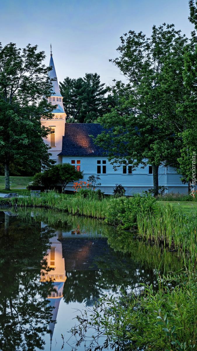 Kaplica św Mateusza w Sugar Hill
