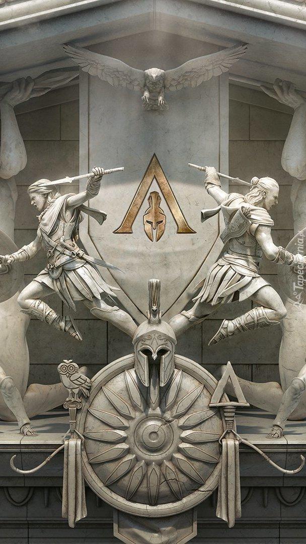 Kasandra i Alexios w walce