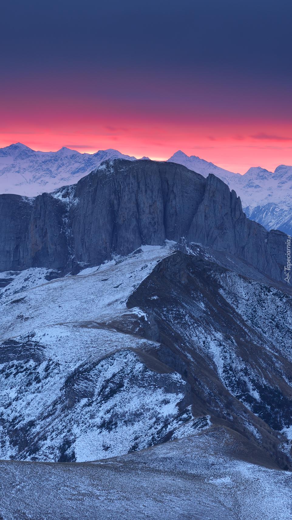 Kaukaz o świcie