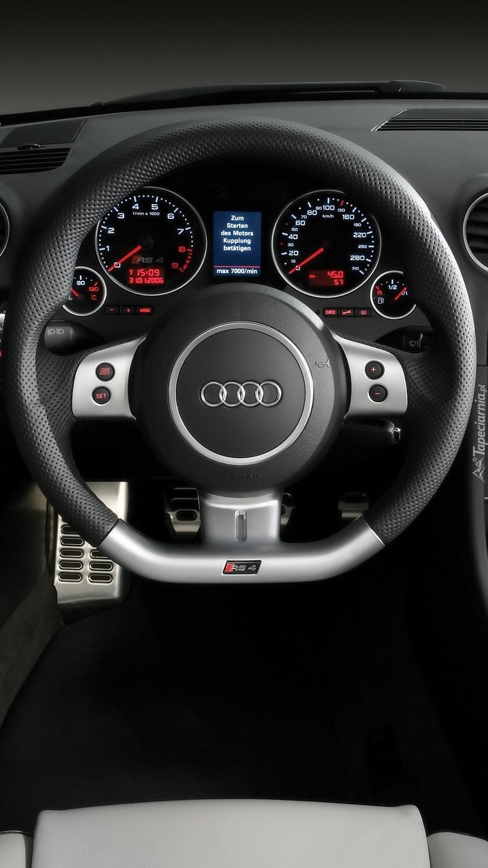 Kierownica bez kierowcy