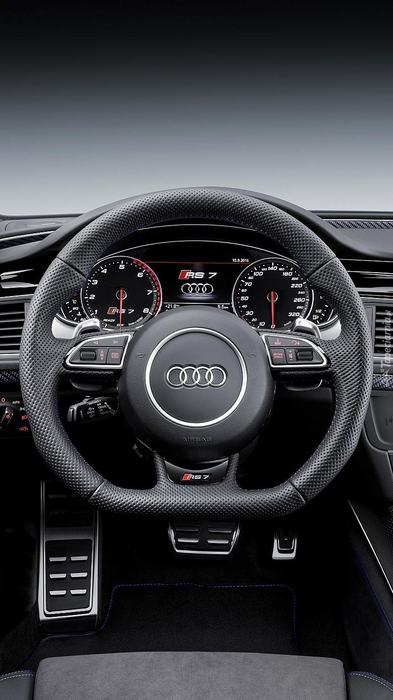 Kierownica w Audi RS7
