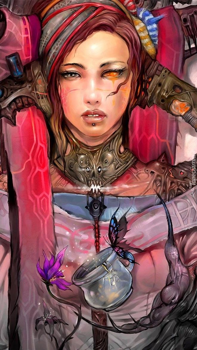 Kobieta demon