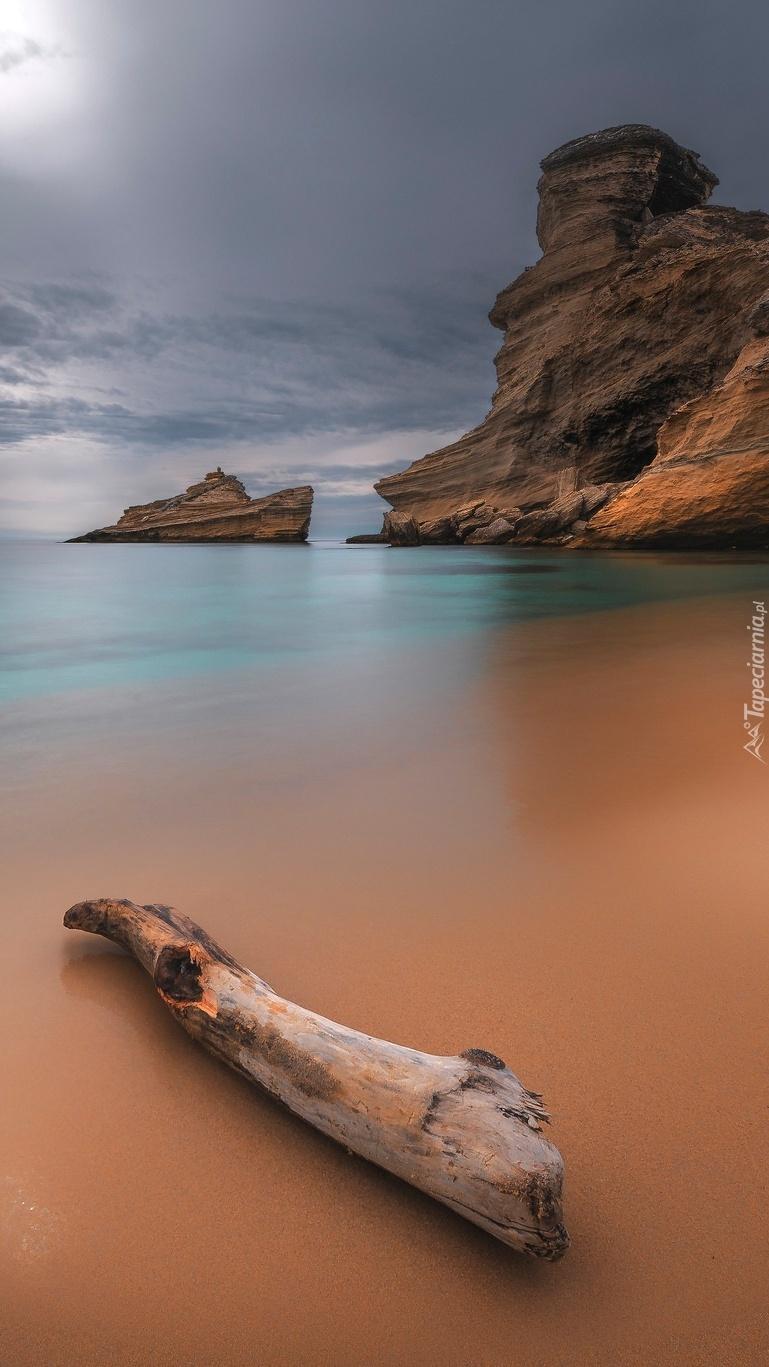 Konar na brzegu plaży