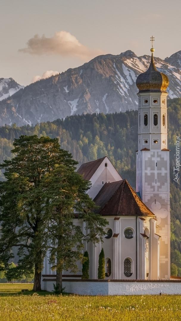 Kościół Eglise Saint Coloman