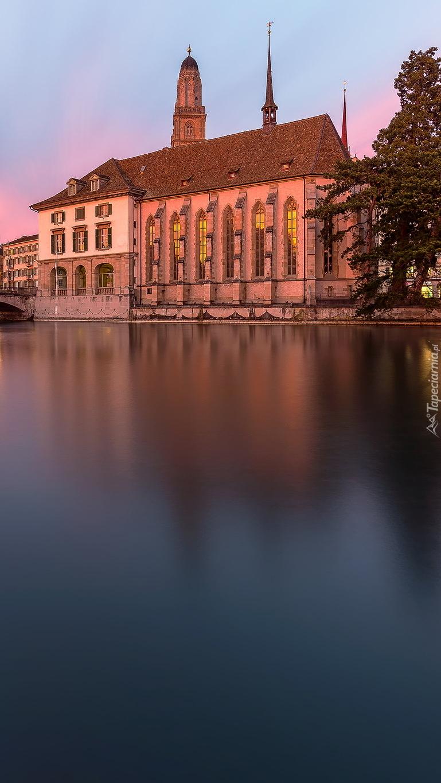 Kościół Grossmunster w Zurychu