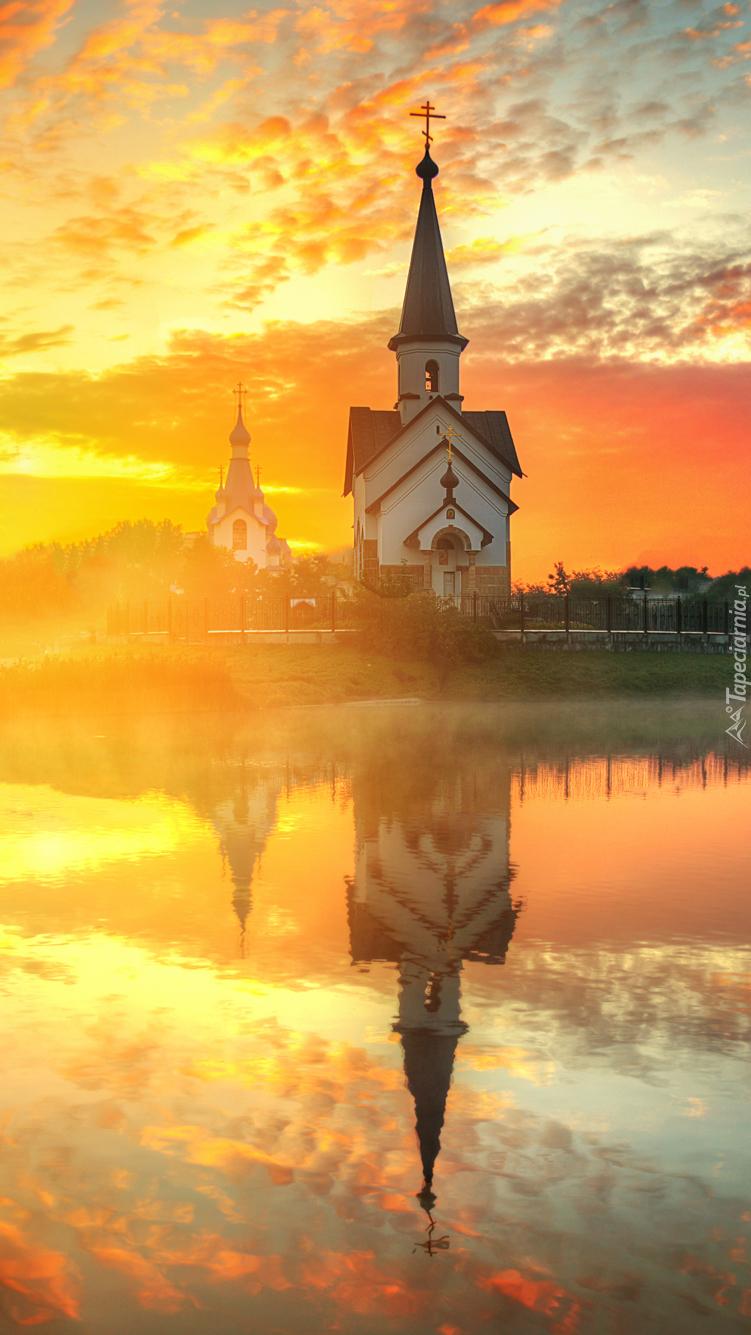 Kościół św. Jerzego Zwycięskiego w Petersburgu