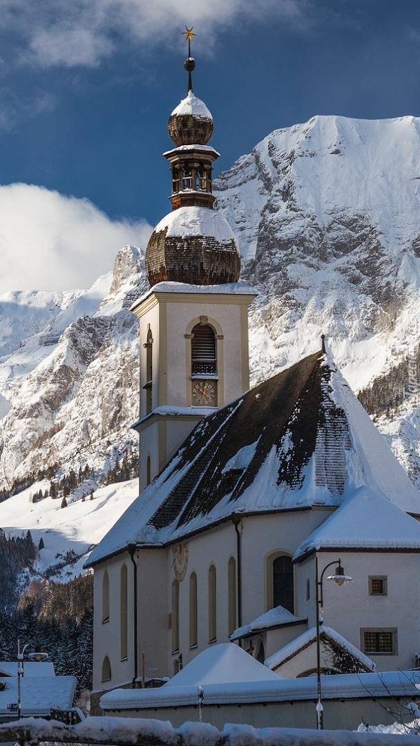 Kościół św. Sebastiana w Alpach