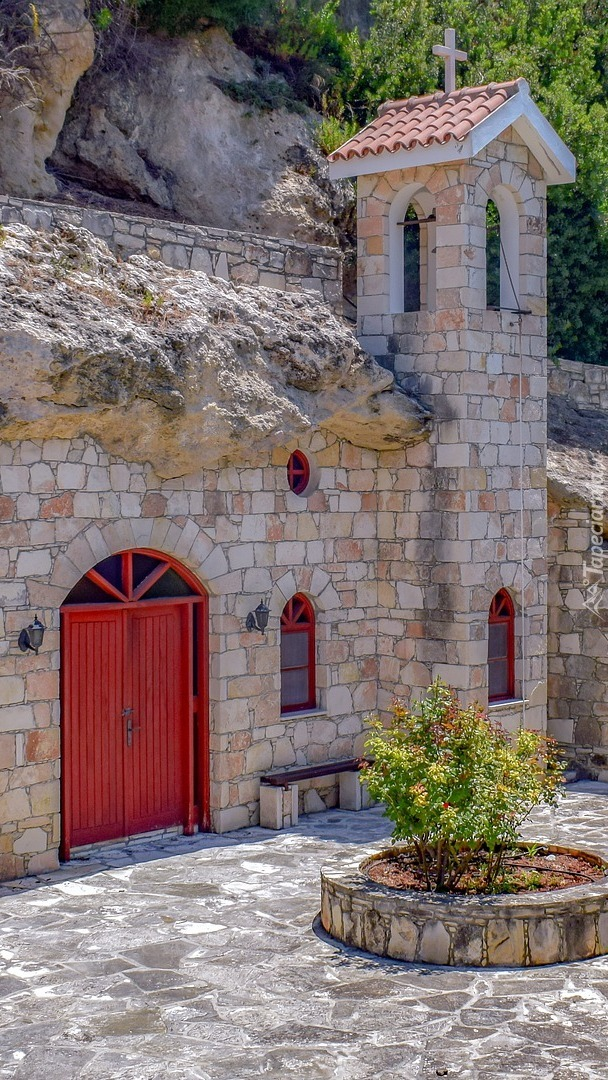 Kościół Św Spirydona na Cyprze