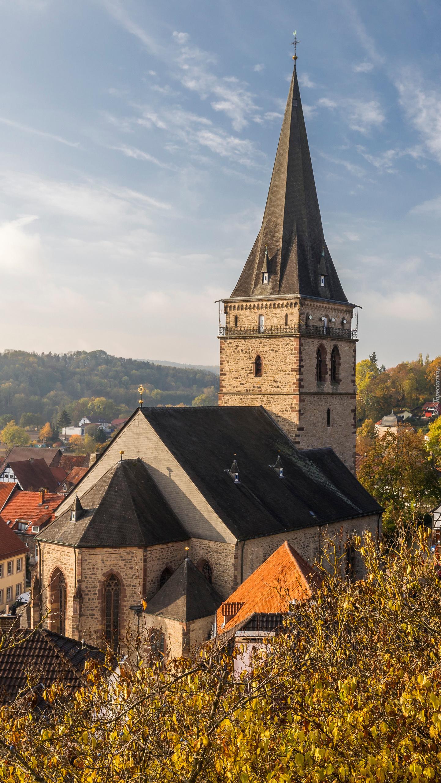 Kościół w Warburgu