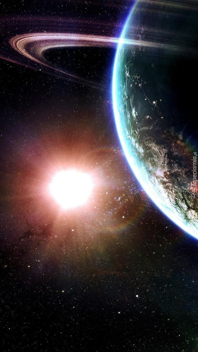 Kosmiczne słońce