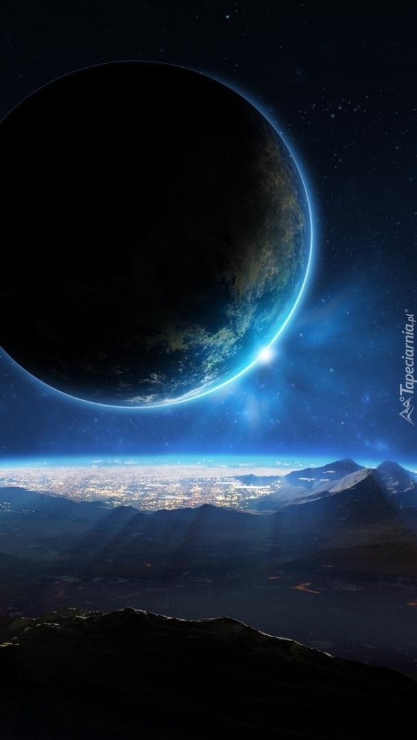 Kosmiczny krajobraz