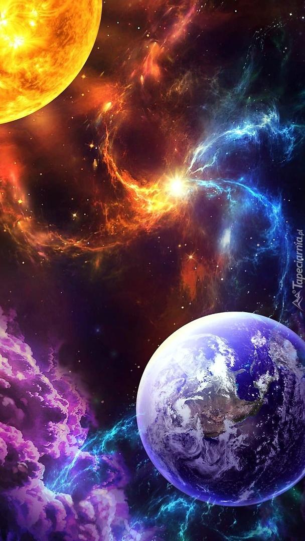 Kosmos w grafice