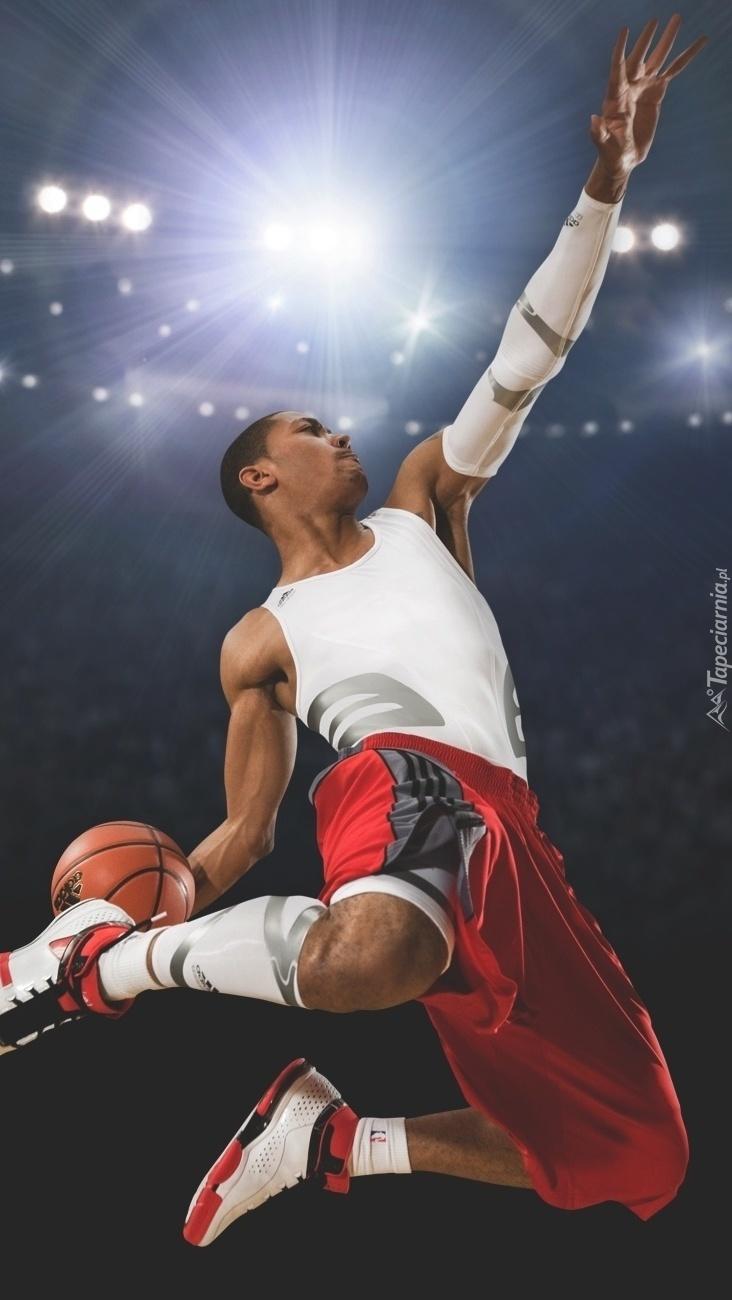 Koszykarz w grze