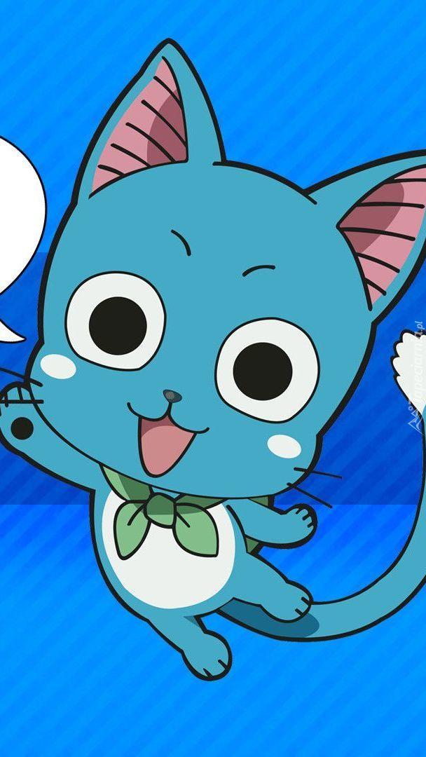 Kotek w manga anime