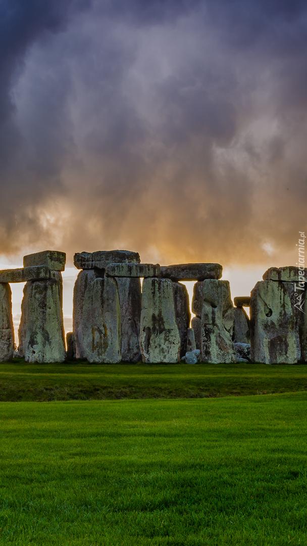 Krąg Stonehenge