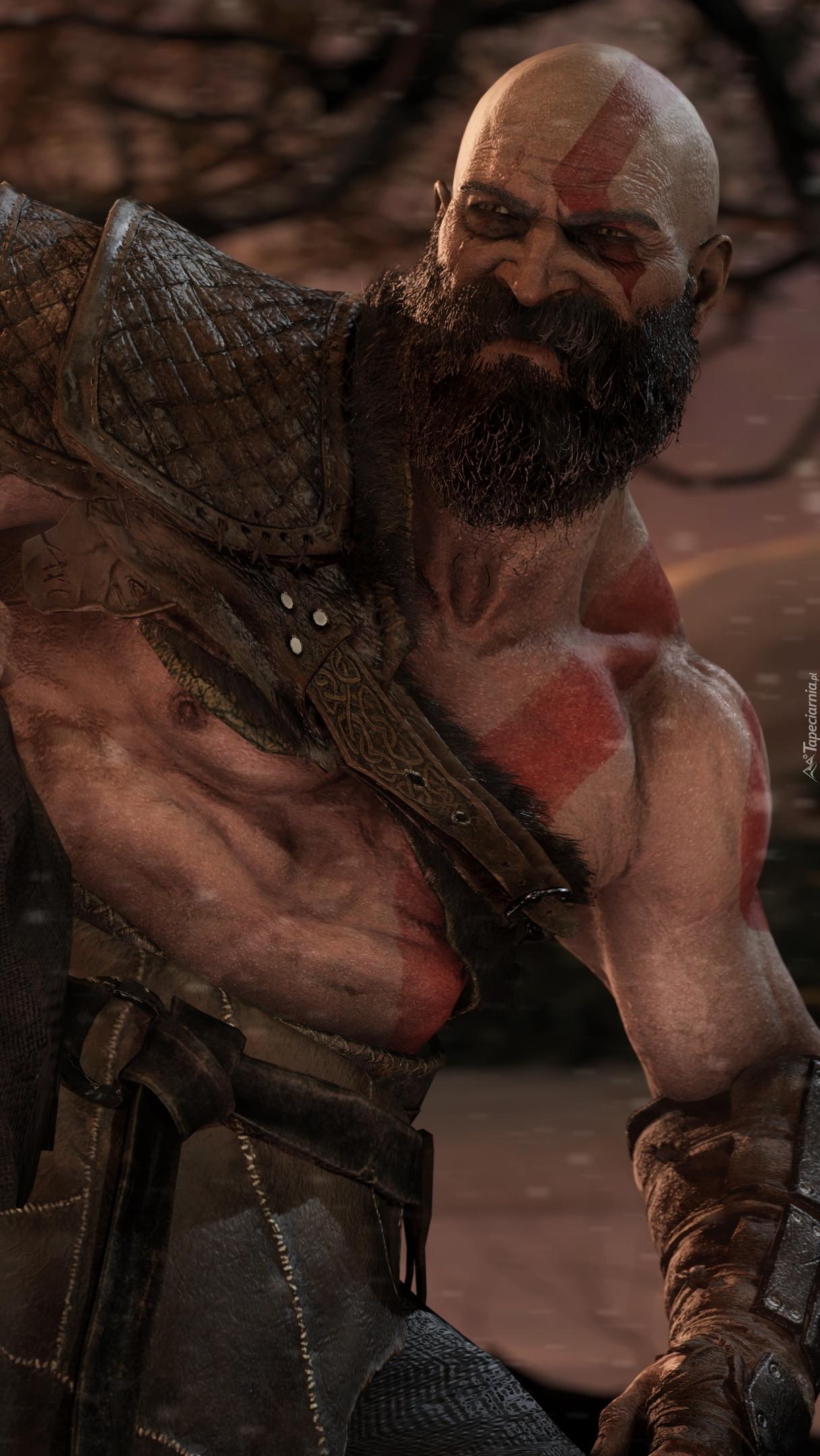 Kratos z gry God of War