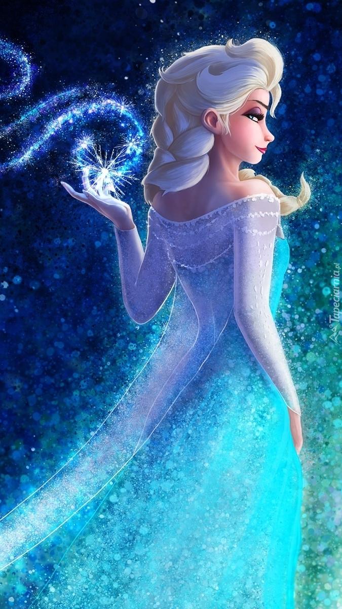 Księżniczka Elsa z Krainy lodu